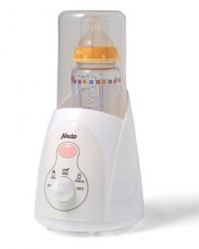 Alecto ohřívačka lahví s možností použití i v autě BW-80
