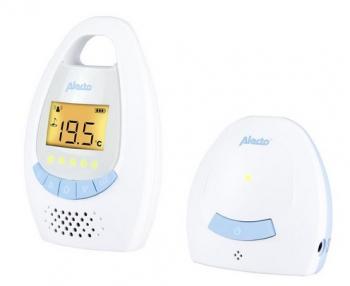 Alecto digitální dětská chůvička s displejem DBX-20
