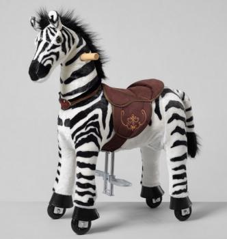 Ponnie koník Dixi Zebra S HOME