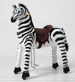 Ponnie koník Dixi Zebra XL PROFI