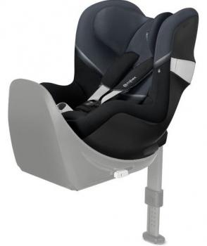 Cybex dětská autosedačka Sirona M2 i-Size Granite Black 2020