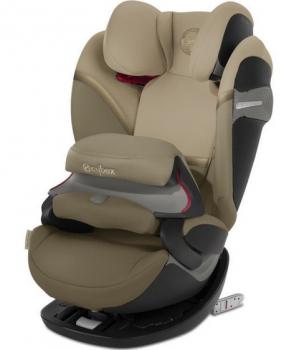 Cybex dětská autosedačka Pallas S-fix Classic Beige 2020