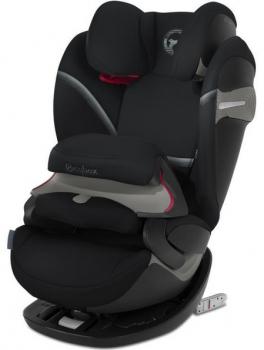 Cybex dětská autosedačka Pallas S-fix Deep Black 2020