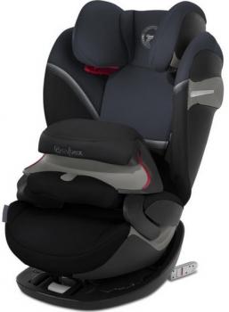 Cybex dětská autosedačka Pallas S-fix Granite Black 2020