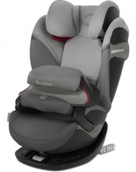 Cybex dětská autosedačka Pallas S-fix Soho Grey 2020