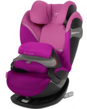 Cybex dětská autosedačka Pallas S-fix Magnolia Pink 2021
