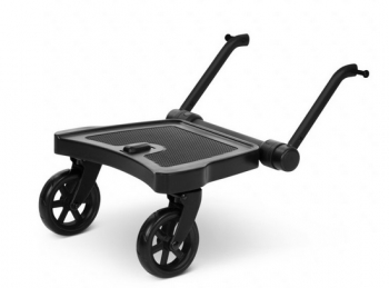ABC Design stupátko Kiddie Ride On 2 black 2021