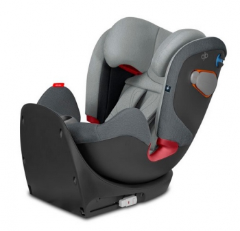 gb dětská autosedačka Uni-All London Grey 2021