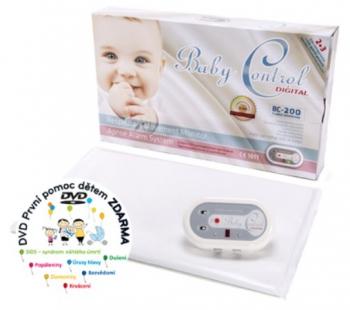 Baby Control monitor dechu Digital 200