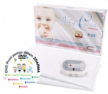 Baby Control monitor dechu Digital 210