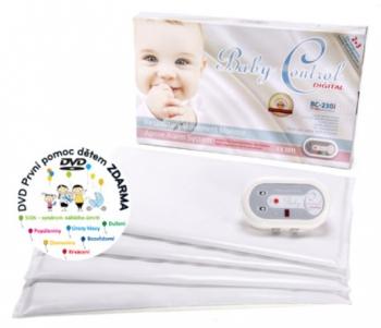 Baby Control monitor dechu Digital 230i - pro dvojčata