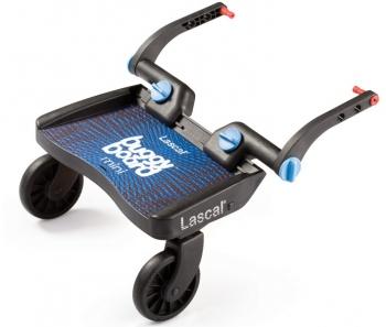 Lascal stupátko Buggy Board mini modrý