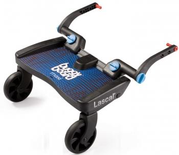 Lascal stupátko Buggy Board maxi modrý
