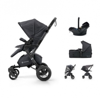 Concord mobility Set Neo Air.Safe+Scout Cosmic Black 2017