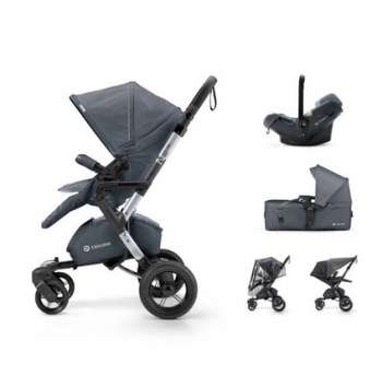 Concord mobility Set Neo Air.Safe+Scout Steel Grey 2017