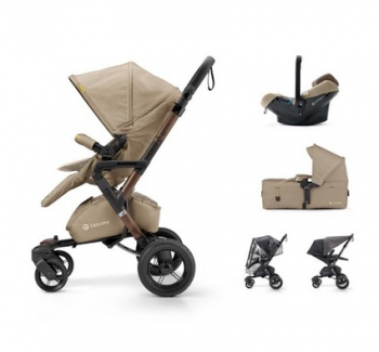 Concord mobility Set Neo Air.Safe+Scout Powder Beige 2017