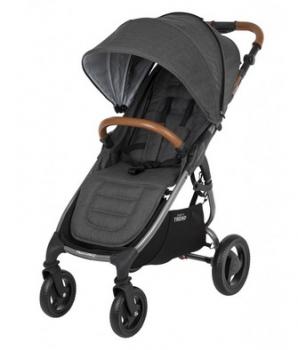 Valco sportovní kočárek Snap 4 TREND Tailor made Charcoal